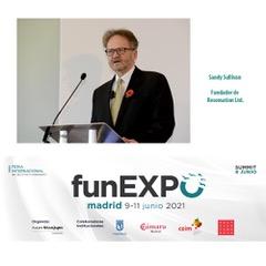 Sandy Sullivan, fundador de Resomation, por primera vez en España de la mano de FunEXPO